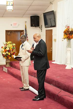 Garrett Ceremony