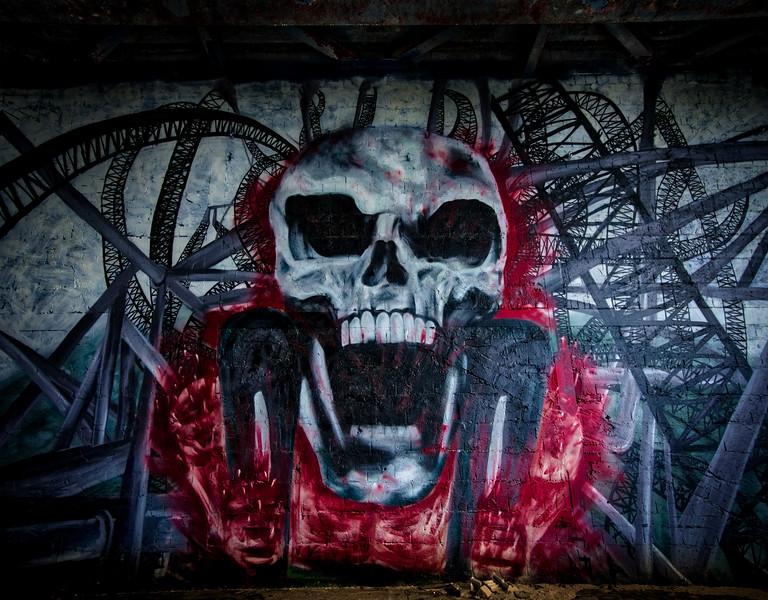 Grafitti In Berlin