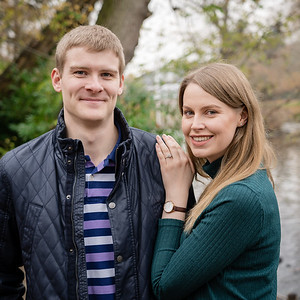 Emma & Howard Engagement