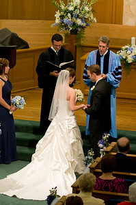 Scott & Kristin Wedding 10-18-2008