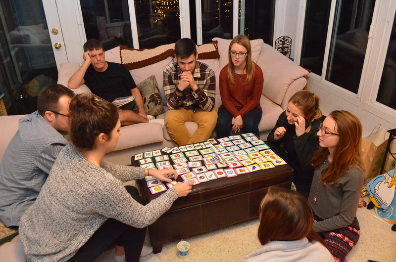 Playing Emoji Cards