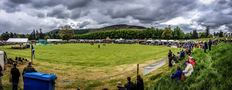 The 2014 Blair Atholl Highland Gathering