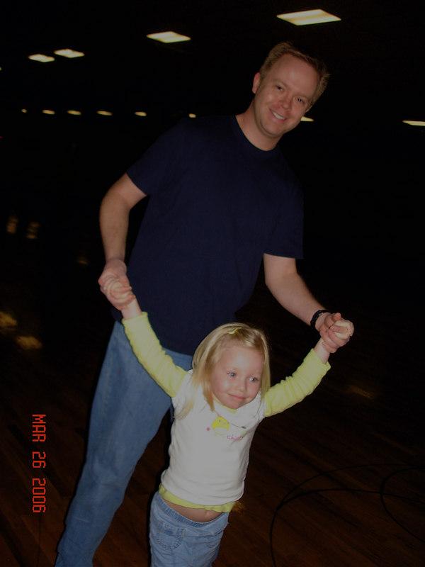 Brookline Skating Party