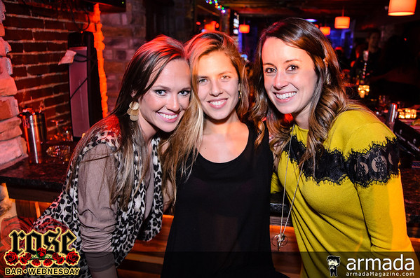 Rose Bar Wednesdays - 12.18.2013