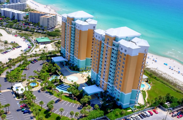 En Soleil Beach Resort, Panama City Beach, Florida