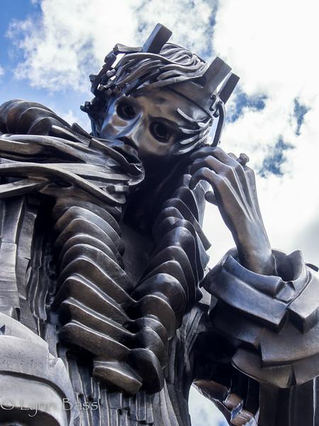 Sculptures and Textures