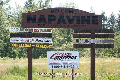 Napavine Class of 2010 - Graduation