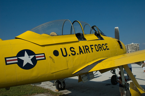 Air Show Albert Whitted Airport