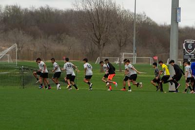 RGV FC Toros U14 vs San Antonio FC
