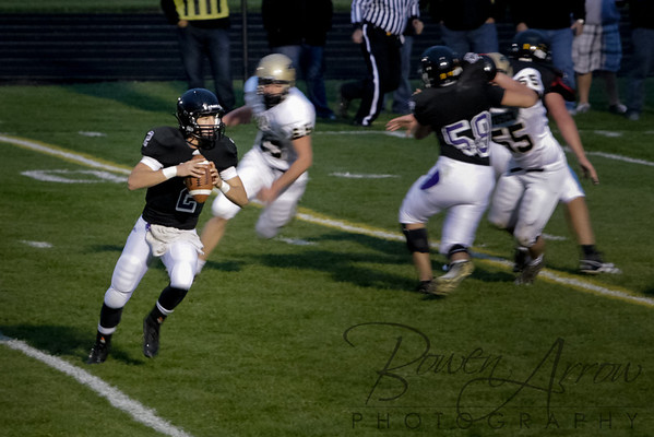 Angola vs Churubusco 9-16-11