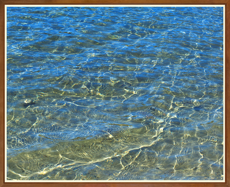Water, Sand And Light I