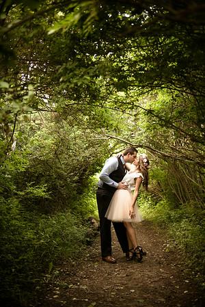Anastasia and Joseph's Engagements