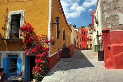 Slideshow - Guanajuato City