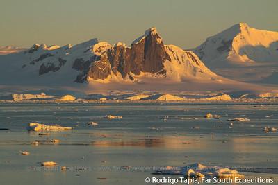 Antarctica, Land & Life