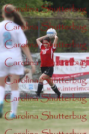 HHS v Southside Christian Girls Soccer