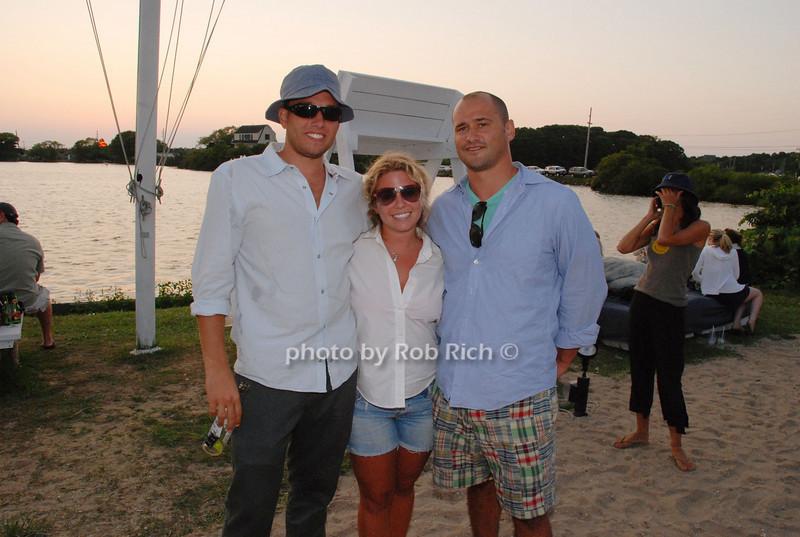 Matt O'Grady, Friend and Richie Cavaluzzo