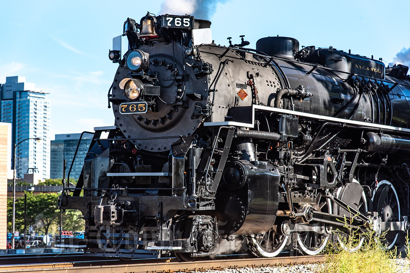 """Joliet Rocket 765"" Steam Locomotive"
