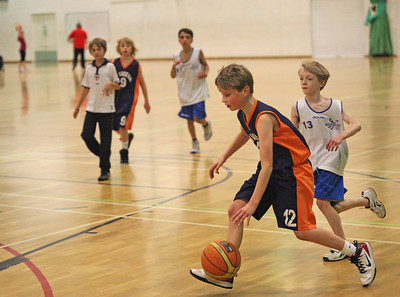 Invaders Basketball