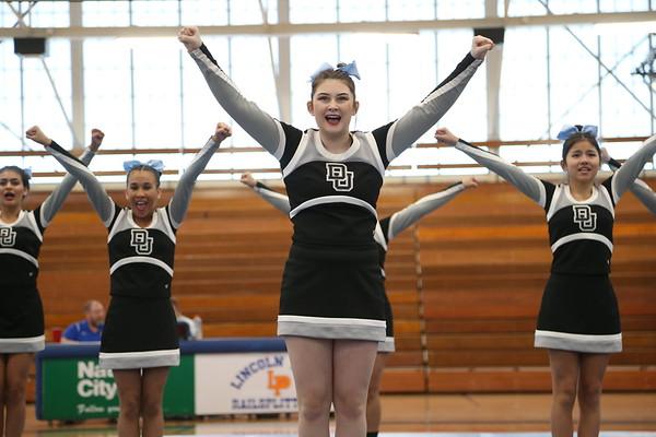 DU Cheer Districts ROUND 1