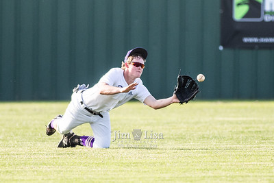 Baseball (Varsity) vs Meeker, April 9