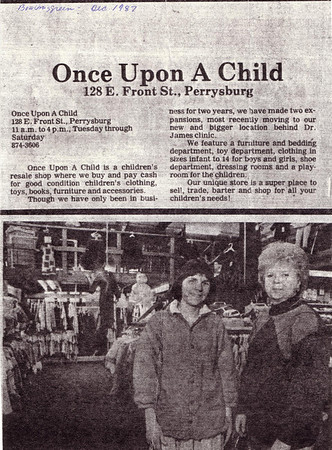 OUAC Inc History - Articles & Pictures