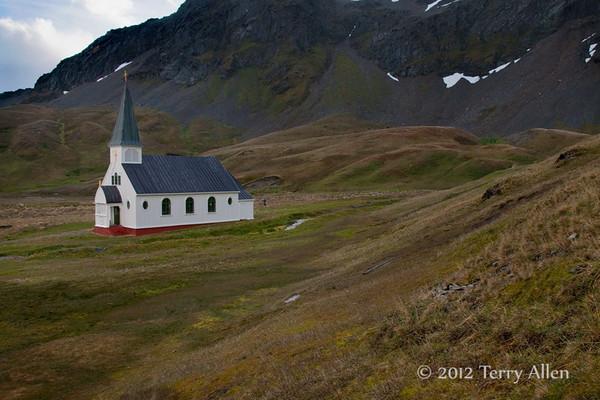 Grytviken Harbour, Stromness Bay