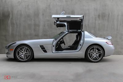 '12 SLS AMG - Silver