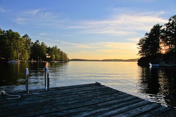 Charleston Lake, Ontario
