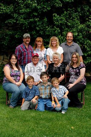 Wright Family- 50th Anniversary