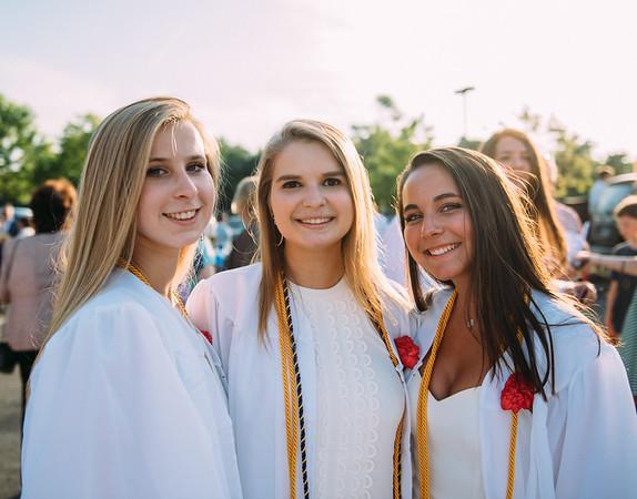 Kat's NCHS graduation