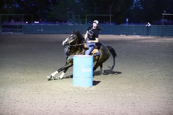 Barrel Race 30 Jun