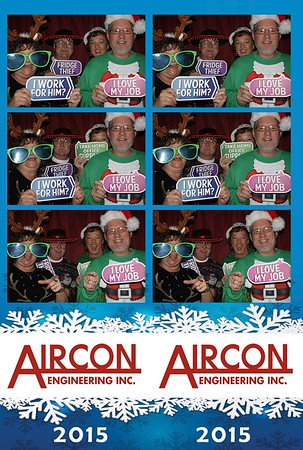 Aircon Engineering Holiday Party 2015