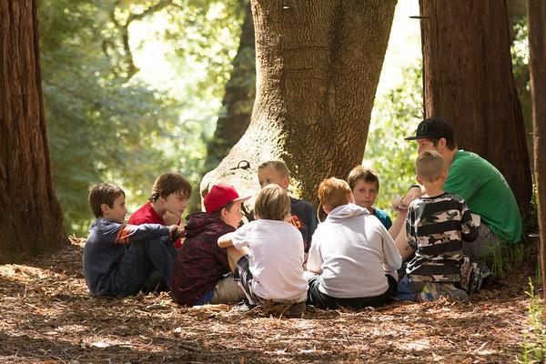 2015 Redwood Camp Week 1 - June 14–20