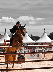 Jumping International de Bourg en Bresse - Ain - France