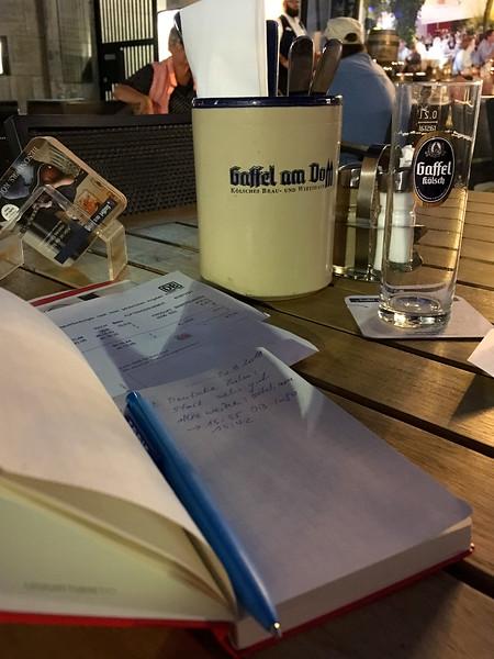 Restaurant «Gaffel am Dom»