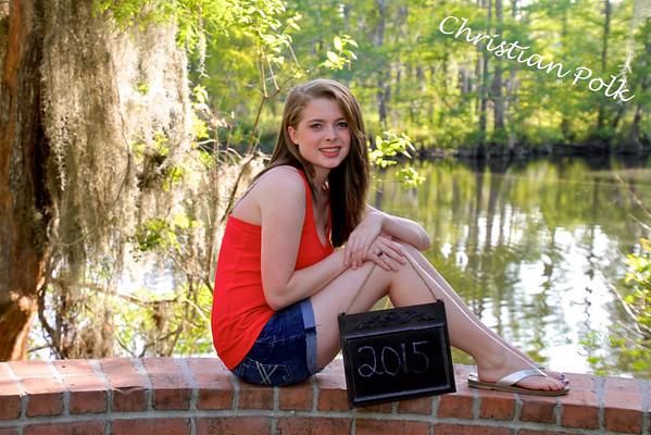 C Polk Senior Photos 04-04-15
