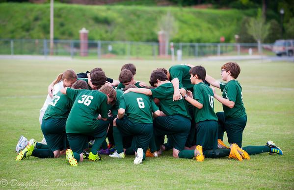 ECS Soccer 2012