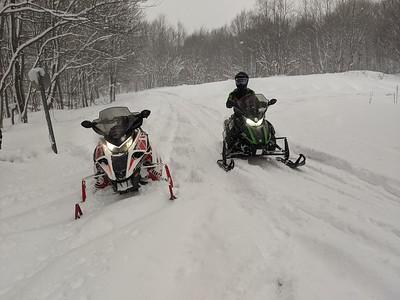 Snowmobiling 1-2020