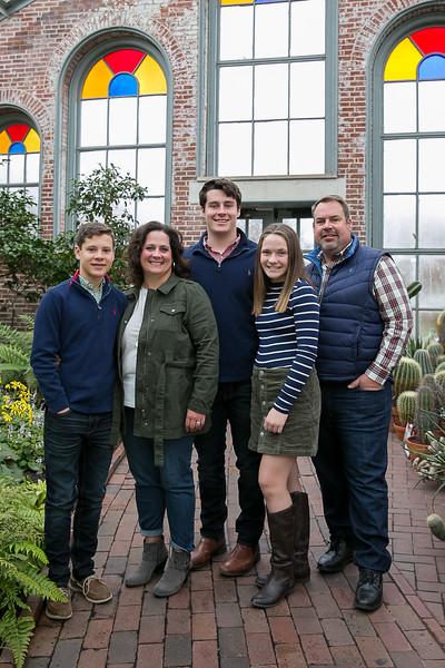 Tebeau Family 2018