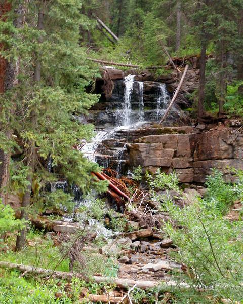 Day 1  Pasture Creek Waterfall