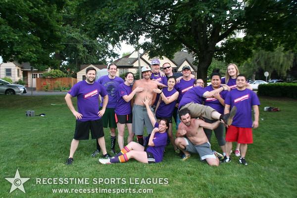 Tuesday Summer Kickball