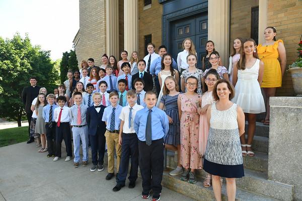5th Grade Convocation '21