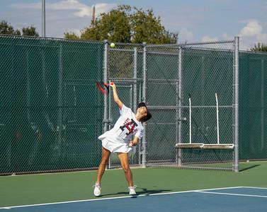 Tennis Vs. Lakeworth (9-15-2020)