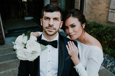 Nancy & Radu Wedding Day
