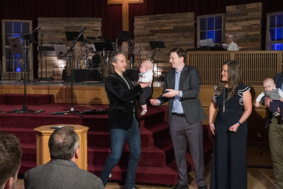 Conrad Berridge Baptism 10March2019