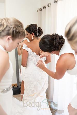 Monisha & Patrick Wedding 7.20.19 | Getting Ready