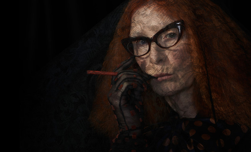 . Frances Conroy as Myrtle in American Horror Story: Coven. (Photo by Michael Becker/FX)