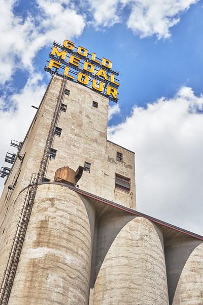 Washburn Mill in Minneapolis