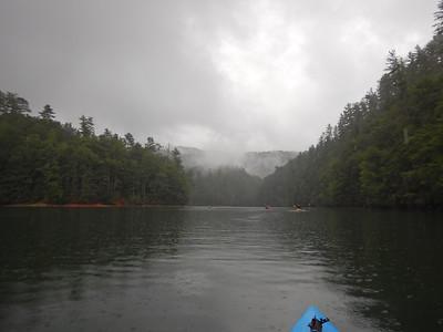 Kayak Trip, Sept. 30, 2018