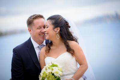 Amy+Matt Truman Wedding